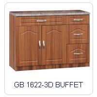 GB 1622-3D BUFFET